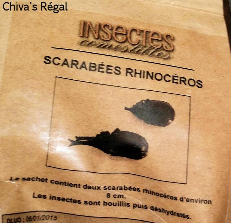 scarabées