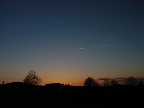 2008 04 29 Le coucher du soleil