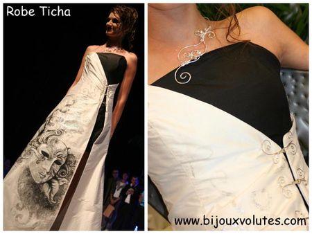 robe_mariee_ticha_noir_peinte