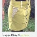 La jupe dDésirée de Cécile