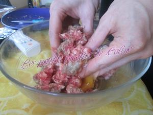 Boulettes de chair à saucisse au miel et au thym15