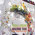 Le mural tour de philadelphie: quand l'art fait le mur*