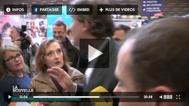 Canal+ la nouvelle édition MIF 2014