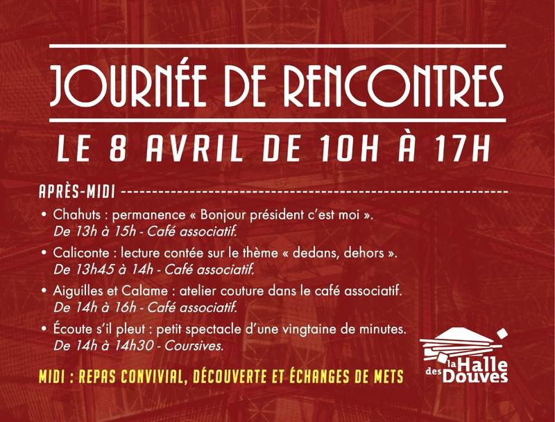 Facebook3 Rencontre aux douves