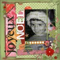 Joyeux Noël by Karine
