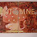 dyptique automne