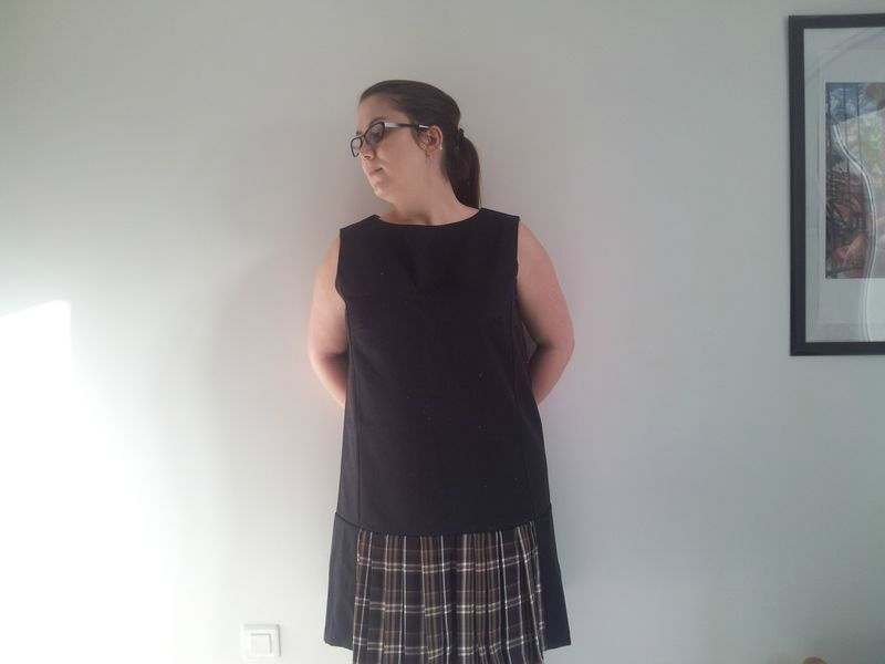 une robe style charleston silk wear. Black Bedroom Furniture Sets. Home Design Ideas