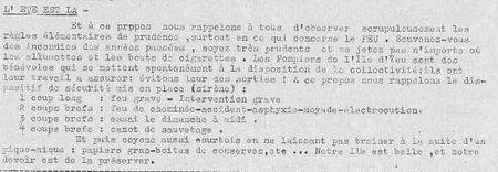 Oya Nouvelles 1967