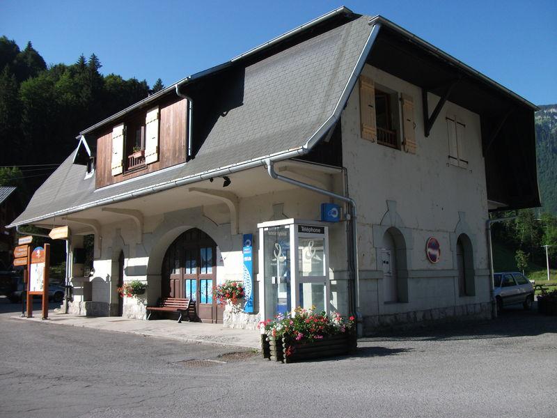 Sixt Fer à Cheval (Haute-Savoie)