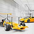 McLaren ftera bientt ses 50 ans (CPA)