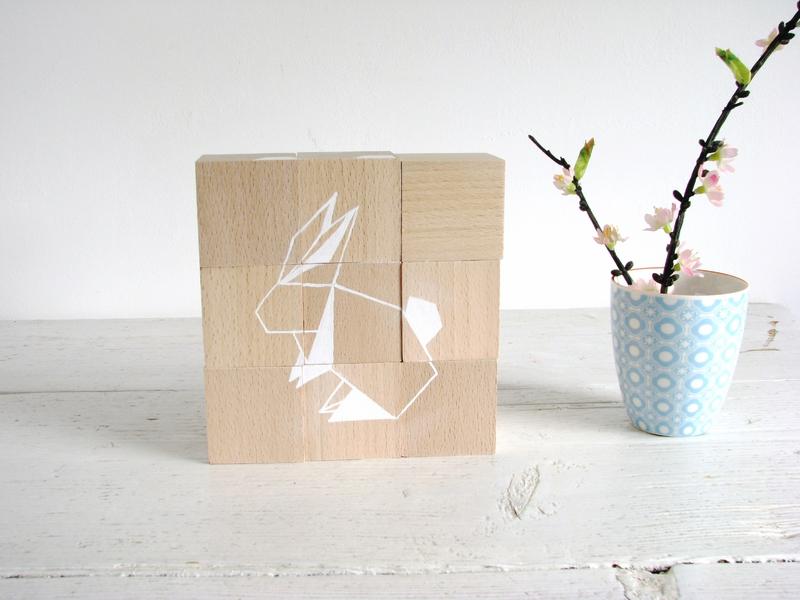cubes origami chezpiu 7