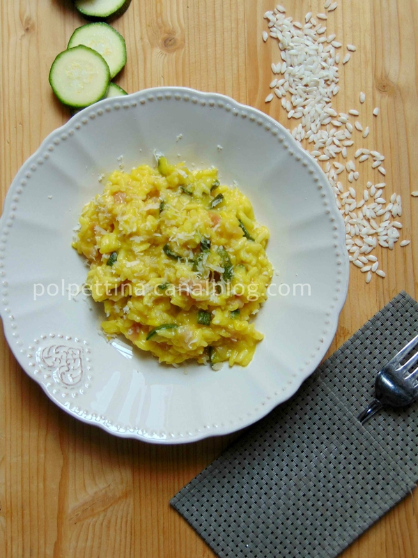risotto-jambon-courgette