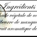 Beurre corporel Passionnément Coco rectangle
