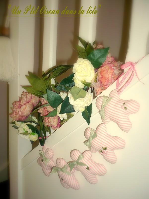 Pains d'épices roses
