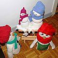Frosty et ces amis.....
