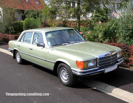 Mercedes 280 SEL (Lipsheim) 01