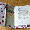 08. taupe à pois blancs et étoiles roses - intérieur
