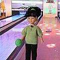 Capucine au bowling