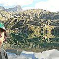 Jénorme est au lac de la Glère (6()