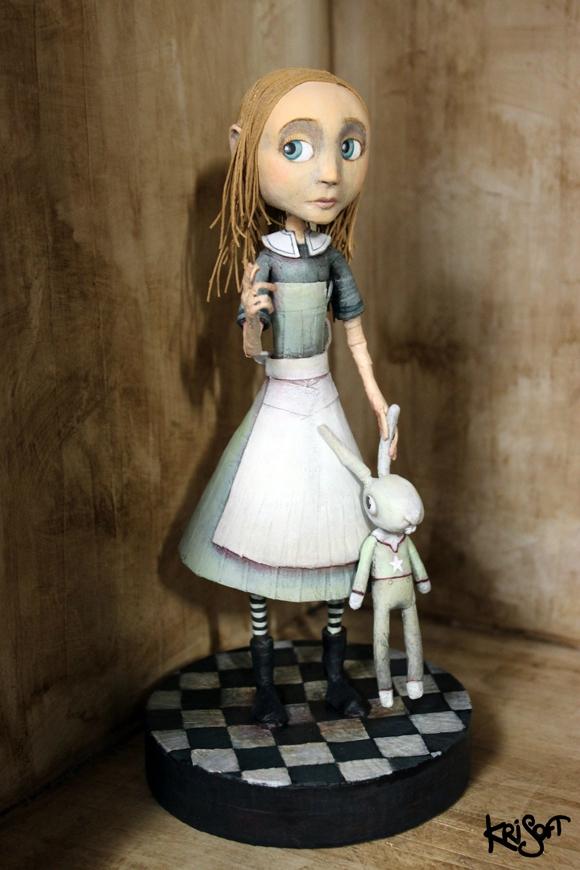 Alice au doudou KriSoft 1