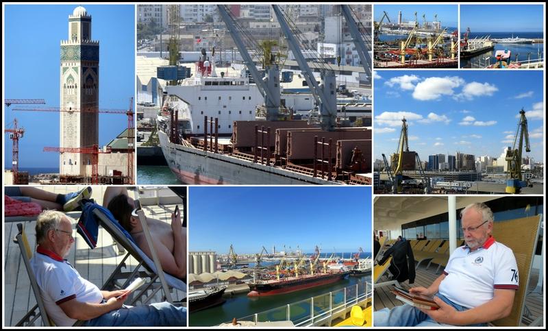 44 croisière 2015 port de casablanca