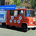 Mercedes truck type 408 (Paul Pietsch Classic 2014) 01