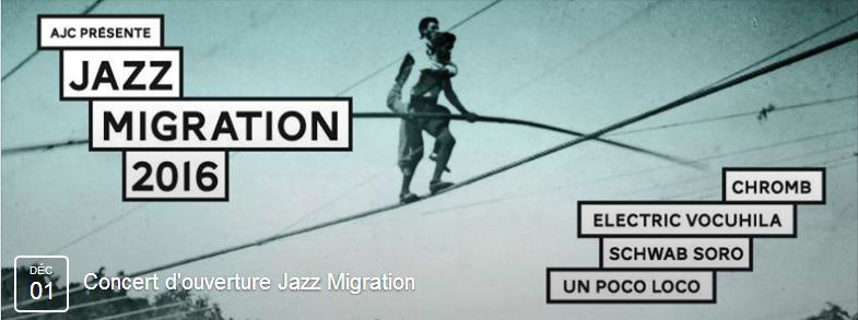 Jazz Migration 1er dec 15 Dynamo