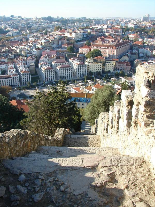 Lisbonne château Saint-Georges 23