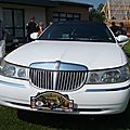 Lincoln town car stretched limousine (1997-2011)