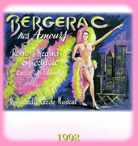 1998 : BERGERAC NOS AMOURS