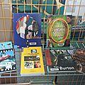 Exposition adaptations livres/films