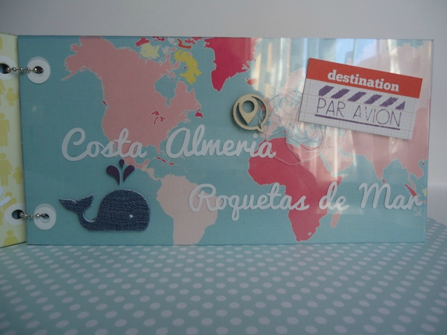 Mini album Roquetas Catherine G (13)