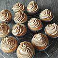 cupcakes vanille et spéculoos1