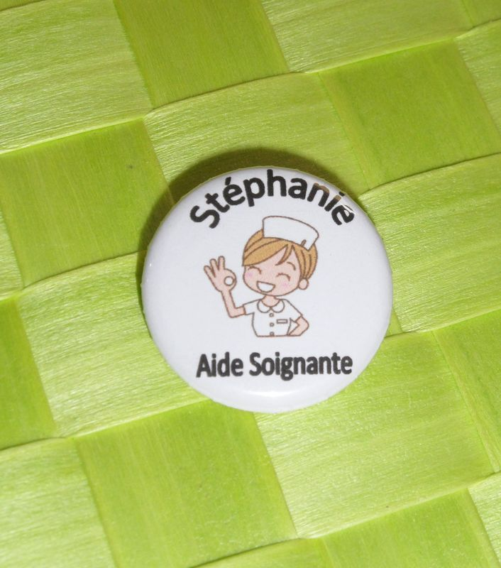 badge stephanie