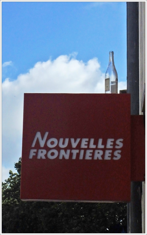 NF bouteille
