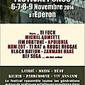 Ponso 2014 ! un avant goût de la programmation