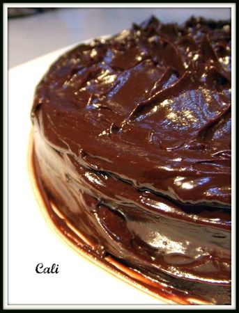 Devil's Food Cake de Nigella 001