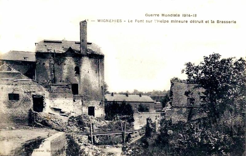 WIGNEHIES-Guerre 14-18