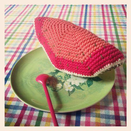 crochet past