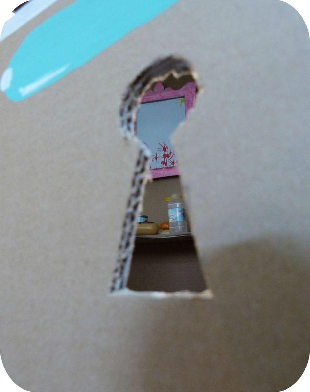 carton serrure