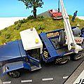 Triumph TR4 & Wrecker Crane - 329819GB134