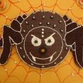 L'araignée gypsi d'halloween - octobre 2006