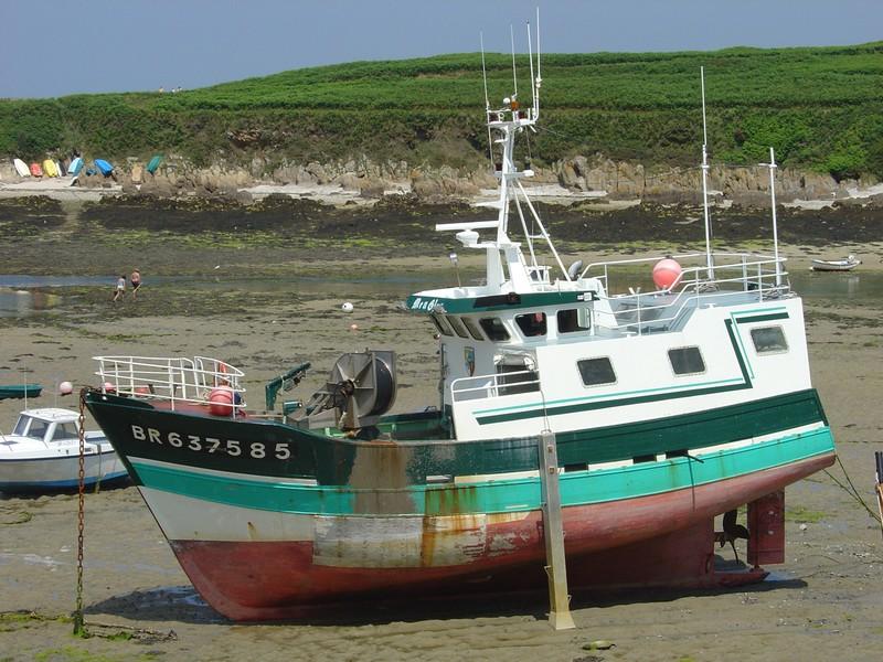 bateau de peche le conquet