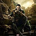 Loki s'affiche
