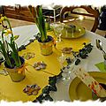 Table narcisses 017