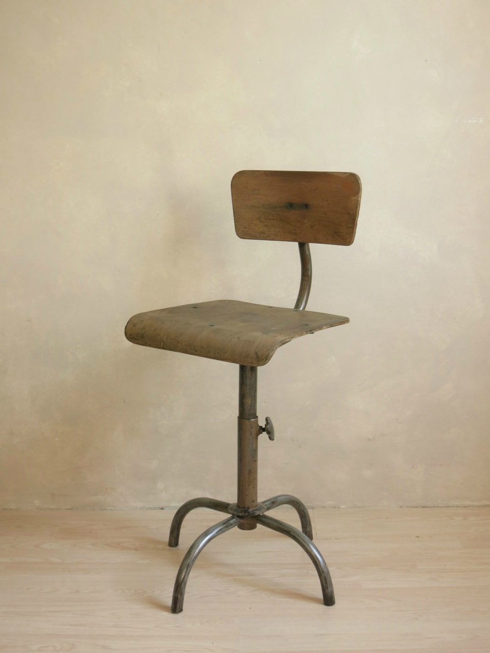 Siège devant la chaise