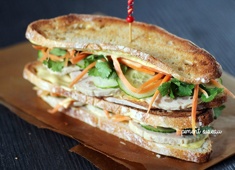 sandwich banh mi