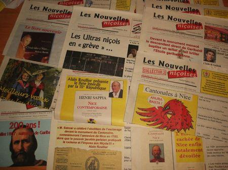 Les nouvelles Niçoises