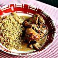 ☆ calendrier de l'avent : 1 surprise par jour ☆ jour 5 : poulet au cidre et aux champignons