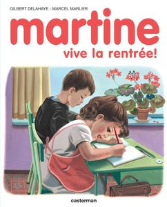 martine rentre